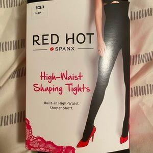 High Waist Shaping Tights/Spanx